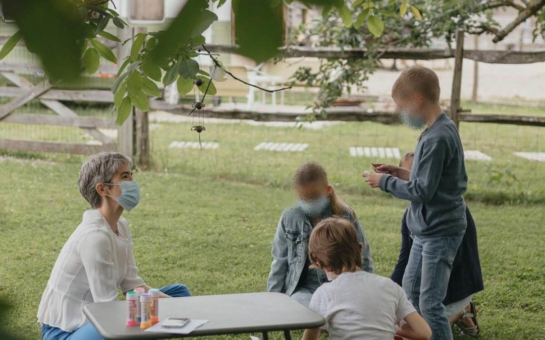 Rencontre sophrologie philosophie pour les enfants