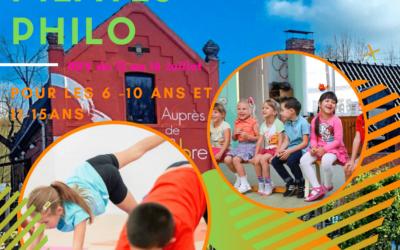 Atelier Pilates et Philosophie Enfants